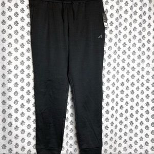 Black Jogger Sweatpants from Alive